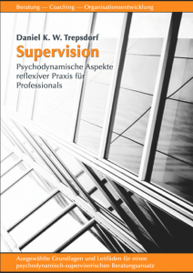 Buchcover_Supervision_Tre2016